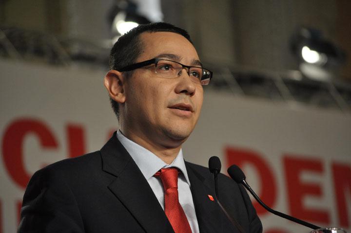 Ponta renunță la funcția de conducere din PSD
