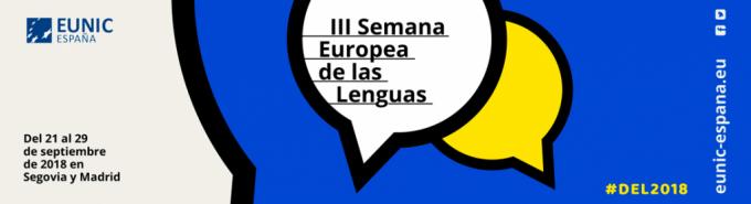 Porţi deschise culturilor europene. Săptămâna europeană a limbilor, ediția a III-a