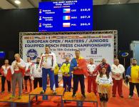 Powerlifting: Sportivul albaiulian Ovidiu Pănăzan vicecampion european în Spania