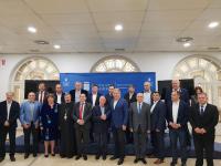 Președintele CJ Bistrița-Năsăud,Moldovan: Bistrițenii din Almeríași Roquetas de Mar,o parte din sufletul județului Bistrița-Năsăud