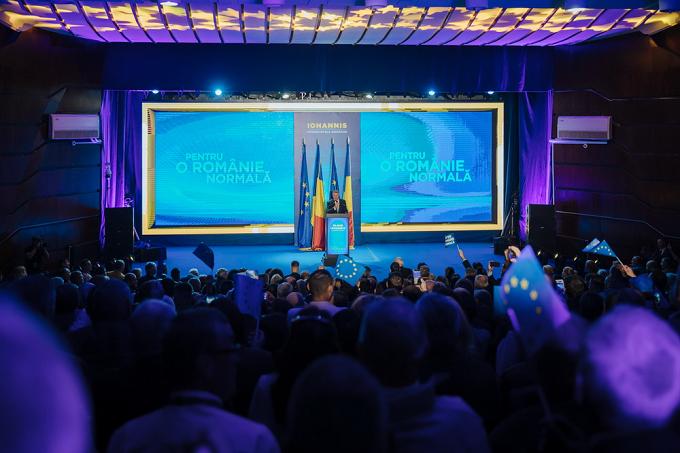 Președintele Klaus Iohannis a explicat ce înseamnă o Românie normală