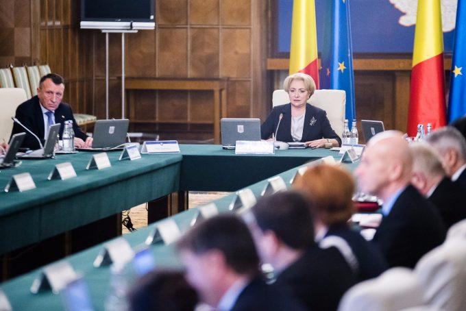 Premierul Viorica Dăncilă îşi doreşte 'o dinamizare' a relaţiilor dintre Guvern şi Comisia Europeană
