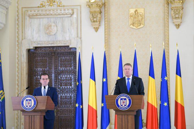 VIDEO Premierul desemnat: Vom da românilor cinste, competenţă, integritate, dedicare în servirea interesului public