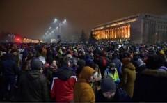 Presa internațională reflectă protestele de la București