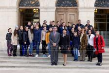 Prieto subraya el fortalecimiento de los lazos de unión entre dos países como España y Rumanía