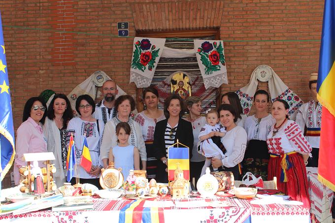 Prima Întâlnire – Festival Multicultural pentru comunitatea românească din Las Rozas