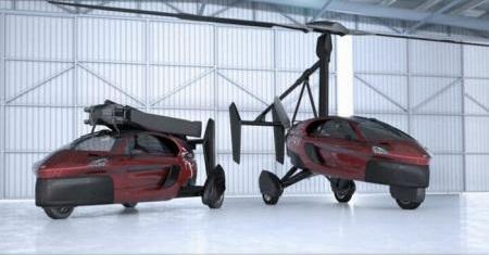 VIDEO: Prima mașină zburătoare din lume ar putea să decoleze în 2018 din Olanda