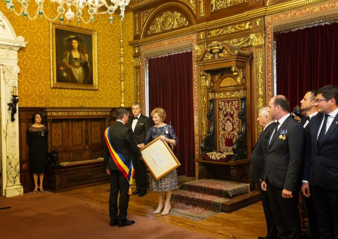 Primarul Chirica la decernarea titlului de 'Oraş Regal' Iaşiului: Este un moment istoric, deosebit de onorant