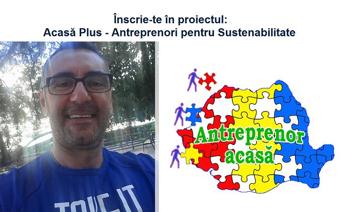 Proiect ACASĂ PLUS: Alexandru Vicaș îți explică de ce să te înscrii și tu în proiect