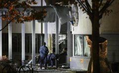"""Puternică explozie la un comisariat al poliției în sudul Suediei; premierul denunță """"un atac împotriva democrației"""""""