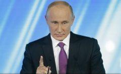 Putin despre arsenalele nucleare, sancțiunile americane, Trump, Catalonia și 'dublele standarde' ale UE