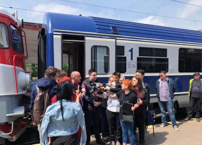 Răzvan Cuc: Peste 300 de vagoane de călători vor fi modernizate anul acesta în România