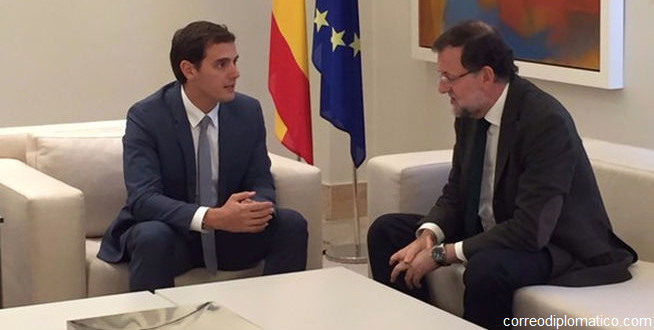 Rajoy anticipa a PSOE y Ciudadanos cinco pactos de Estado para gobernar España