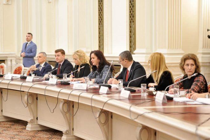 Raport de activitate al MRP în fața comisiilor parlamentare pentru românii din afara granițelor