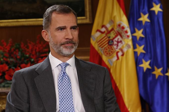 """Regele Spaniei le cere aleşilor catalani să evite o nouă """"confruntare"""""""