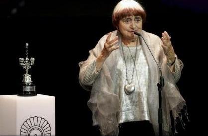 VIDEO: Regizoarea Agnes Varda, recompensată cu Premiul Donostia la Festivalul de Film de la San Sebastian 2017