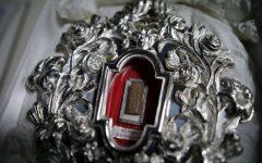 Relicva din ieslea Mântuitorului, adusă de la Roma, a fost expusă la Ierusalim