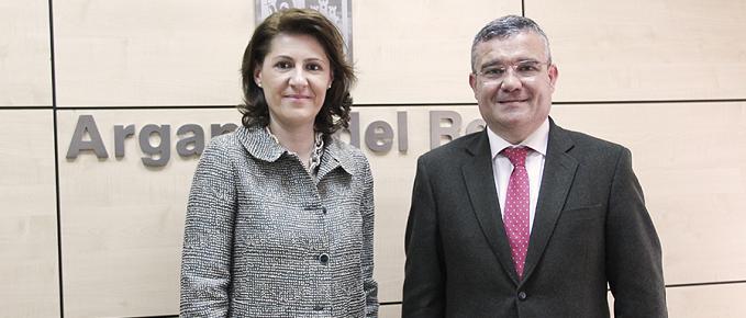 Reuniune a Ambasadorului României la Madrid cu primarul oraşului Arganda del Rey