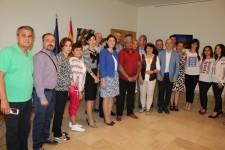Reuniune la Ambasada României ocazionată de misiunea economică în Spania a Camerei de Comerț și Industrie Suceava