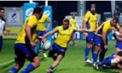 România învinge Spania la rugby