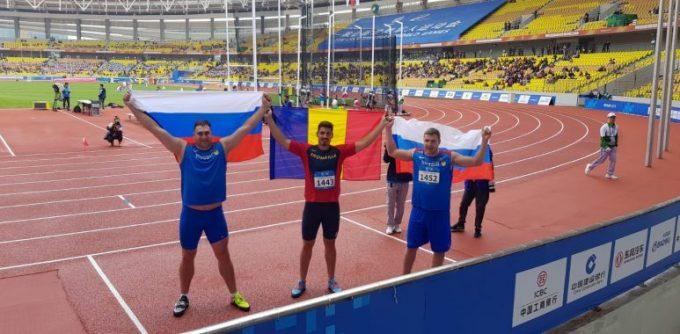 România a încheiat Jocurile Mondiale Militare de la Wuhan cu 9 medalii
