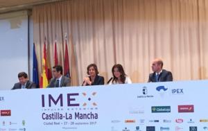 România a fost prezentă la Târgul de Afaceri Internaţionale IMEX Castilia-La Mancha (Ciudad Real, 27-28 septembrie 2017)