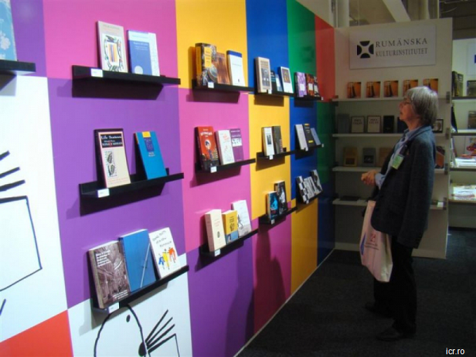 România participă și în acest an la Târgul de Carte Bok&Bibliotek de la Goteborg; Herta Muller și Gabriela Adameșteanu, printre invitați