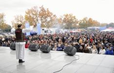 Românii din Comunitatea Madrid au petrecut la un festival dedicat Zilei Naționale a României