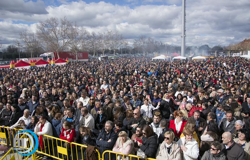 Românii din Spania au participat într-un număr record la un Concert Festival dedicat de Ziua Femeii și Ziua Mamei