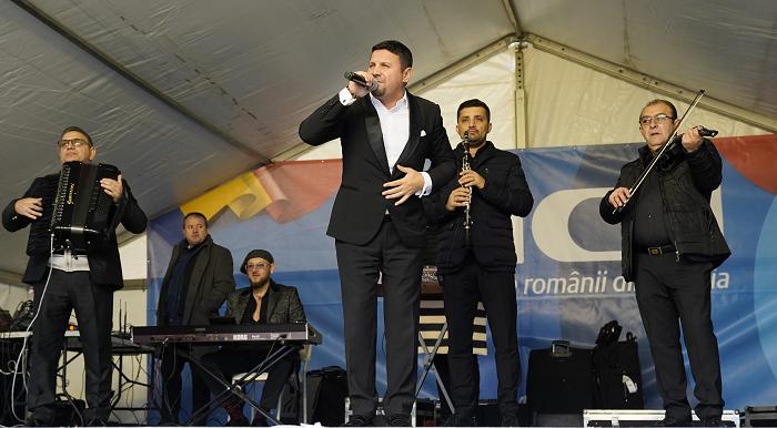 Nicu Paleru a pregătit o surpriză muzicală românilor din Spania de Ziua Națională a României, la Madrid