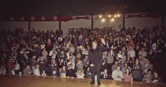 Românii din comunitatea Madrid au petrecut într-un dublu concert Fuego – Acasă de Crăciun