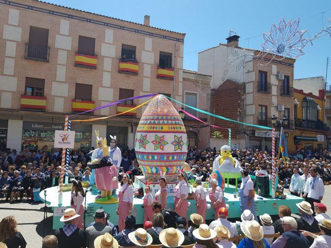 Românii prezenți la a LXIII-a ediție a Sărbătorii Măslinului (Fiesta del Olivo) la Mora, în Toledo