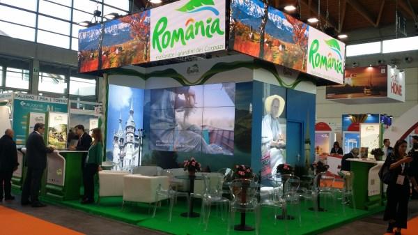Romania se promoveaza pe piata italiana în perioada 13-15 octombrie 2016