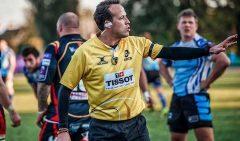 Rugby: Arbitrul Iordăchescu, schimbat de la sfertul de finală al Cupei Challenge din motive de securitate (FRR)