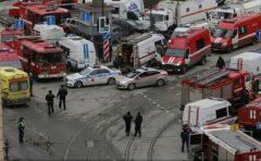 Rusia: 50 de persoane au fost rănite în explozia produsă în metroul din Sankt-Petersburg | Anchetatorii au deschis un dosar sub acuzația de terorism