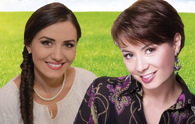 Sărbătorește Festivalul primăverii și Ziua Românilor de Pretutindeni alături de Adriana Antoni și Sînziana Ștefan