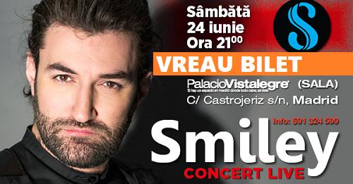 Smiley-concert-Spania