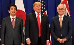 SUA, Japonia și Australia împărtășesc o poziție comună cu privire la amenințarea nord-coreeană