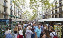 Sectorul turismului din Catalonia ar putea înregistra pierderi de peste un miliard de euro