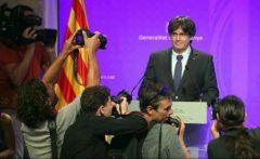 Separatiștii catalani denunță amenințările Madridului vizând averea lor