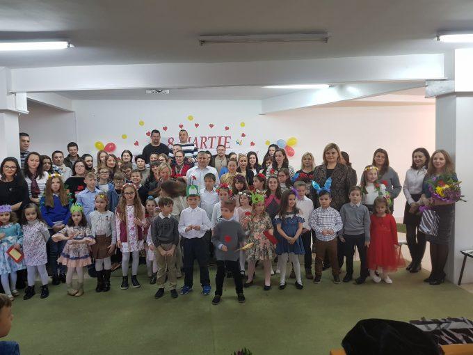 """Serbarea """"Ziua Internațională a Femeii"""" – Tarancón (Cuenca), 10 martie 2018"""