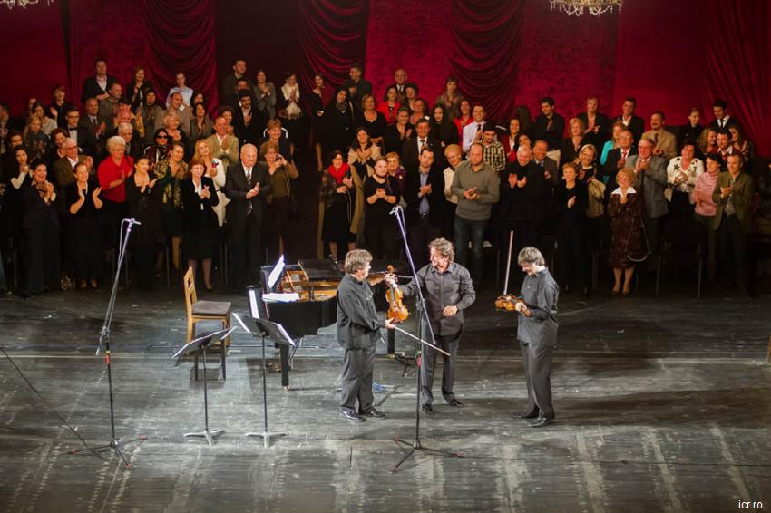 Serie de conciertos en Zaragoza, Madrid y Barcelona para celebrar el Día Nacional de Rumanía
