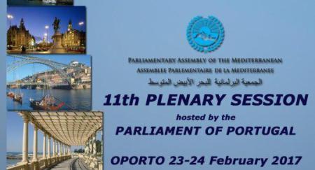 Sesiune a Adunării Parlamentare a Mediteranei – vot privind aderarea Legislativului României ca membru cu drepturi depline