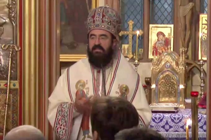 VIDEO Sfinţirea capelei Catedralei Mitropolitane din Paris: Sf. Ioan Evanghelistul şi Sf. Ioan Maximovici sunt ocrotitorii lăcaşului
