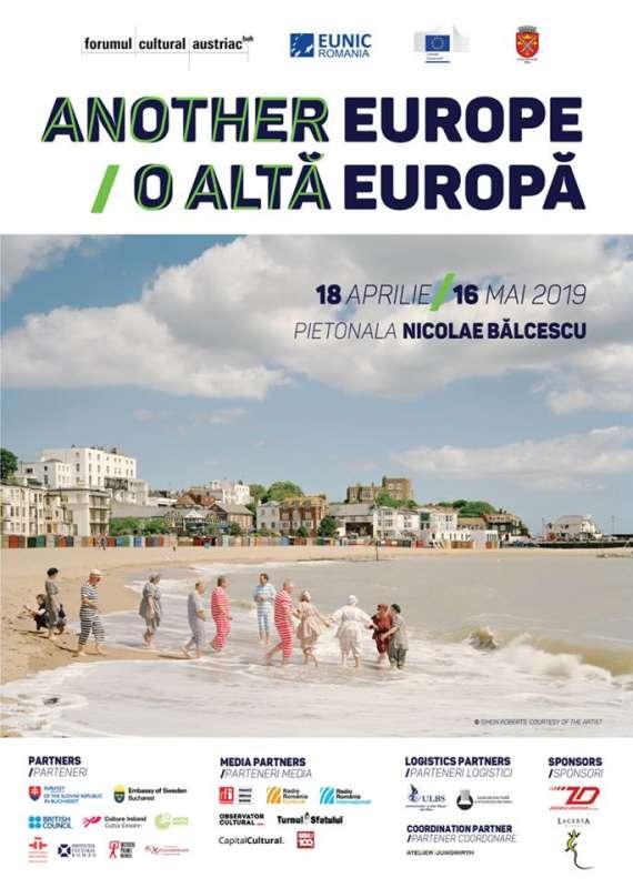 Sibiu: Expoziţie de fotografii de mari dimensiuni în aer liber, pentru Summitul UE