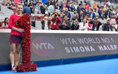 """VIDEO: Simona Halep: """"Quiero mantenerme en el número uno y ganar un Grand Slam"""""""