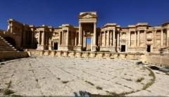 Siria: Ministrul Culturii afirmă că distrugerile din orașul antic Palmira sunt crime de război