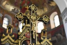 Slujba de Înviere 2017 în diferite parohii ortodoxe din Spania. Paștele ortodox și cel catolic se sărbătoresc pe 16 aprilie