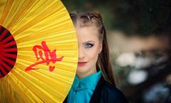 Sonia Grindeanu are un palmares de AUR și renume internațional în artele marțiale românești