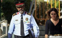 Spania/Catalonia: Parchetul cere arestarea comandantului poliției